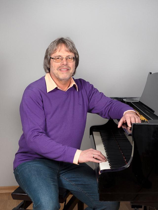 Heinz Ulf Hertel – Musikschule Bayreuth