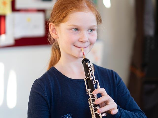 Bläserbande – Musikschule Bayreuth