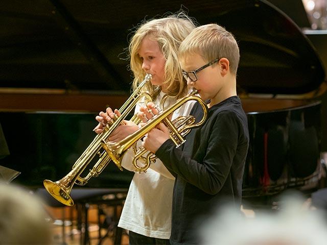 Brass Kids – Musikschule Bayreuth