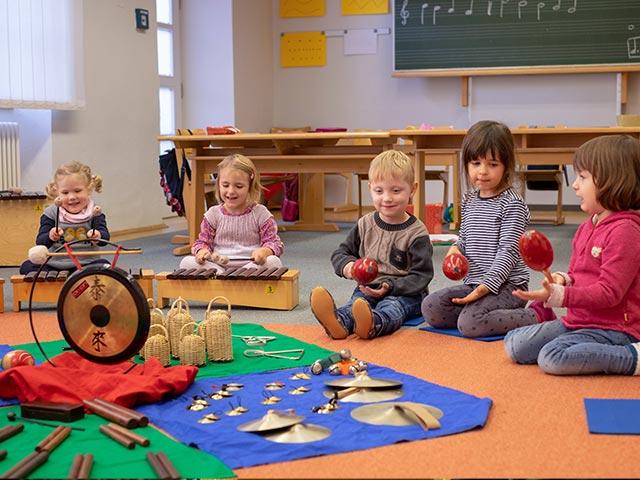 Musikalische Früherziehung – Musikschule Bayreuth