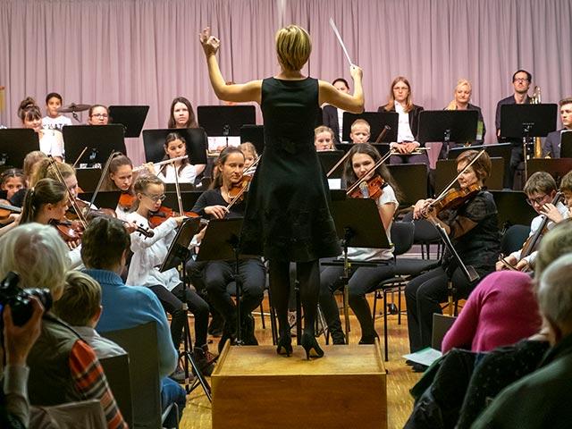 Vororchester – Musikschule Bayreuth