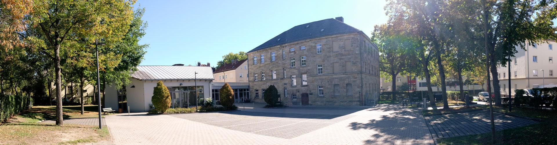 Musikschule Bayreuth Außenansicht