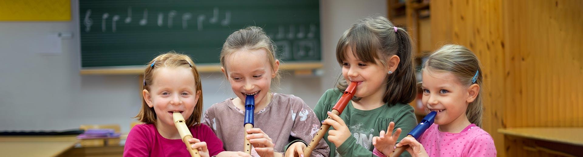 Blockflötenspielkreis – Musikschule Bayreuth