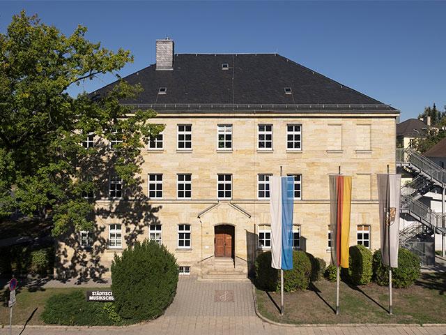 Städtische Musikschule Bayreuth Außenansicht
