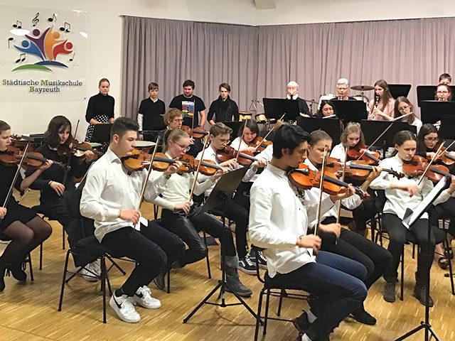 Musikschule Bayreuth Weihnachtskonzert