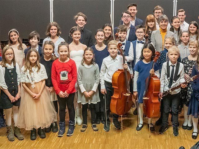 Jugend Musiziert – Preisträger
