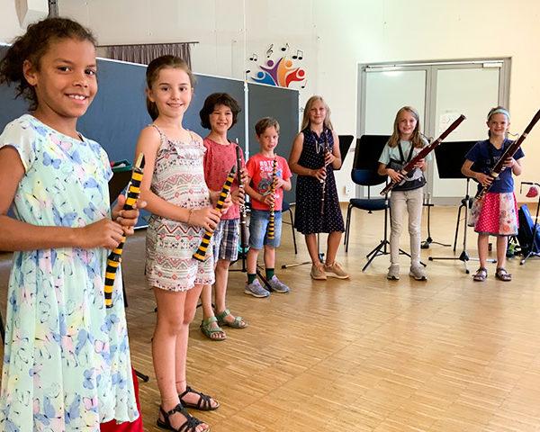 Musikschule Bayreuth – Bläserbande
