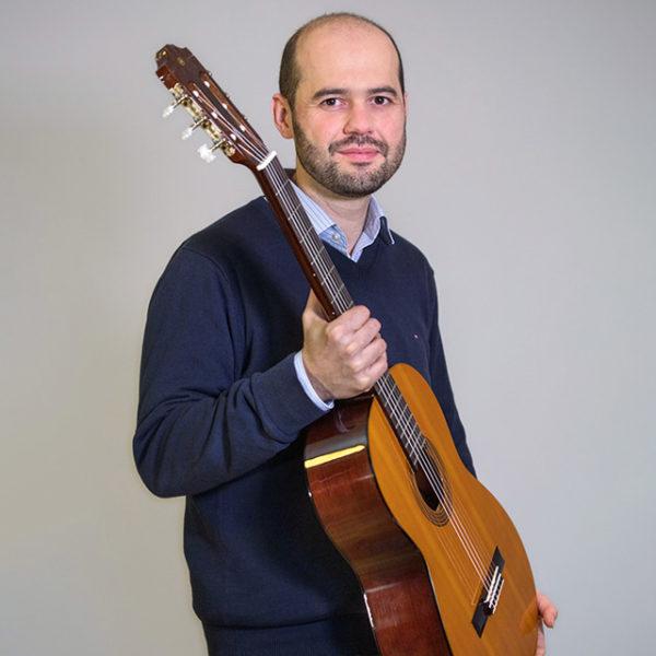 André Simão – Lehrkraft Musikschule Bayreuth