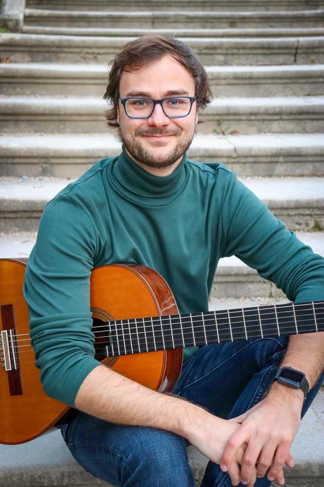 Markus Lautner – Musikschule Bayreuth, Gitarrenlehrer