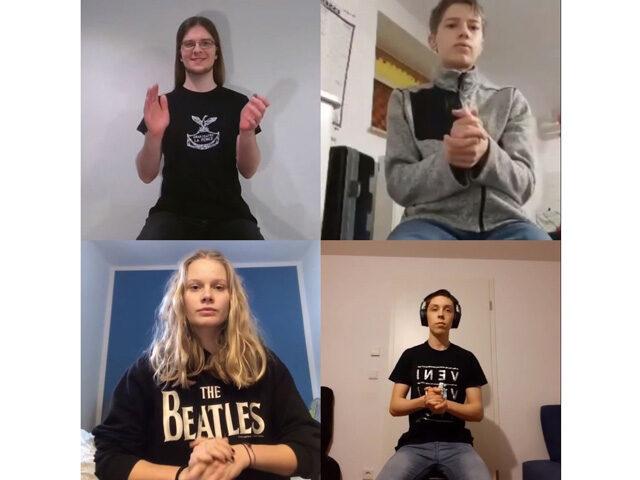 Bodypercussion im Lockdown – Video der Musikschule Bayreuth